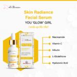 La dermique You glow girl facial serum 1
