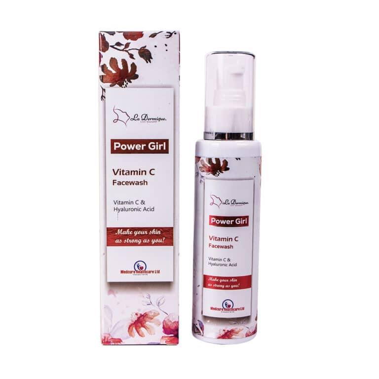 facewash box n bottle