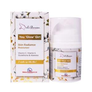 radiance moisturizer box ntin